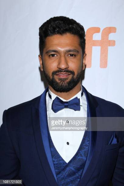 Vicky Kaushal attends the 'Husband Material' Premiere during 2018 the Toronto International Film Festival at Roy Thomson Hall on September 11 2018 in...