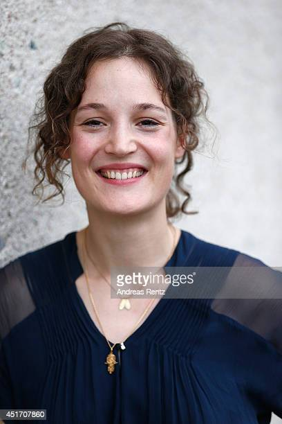 Vicky Krieps attends the 'Preisverleihung Foerderpreis' event as part of Filmfest Muenchen 2014 at HFF on July 4 2014 in Munich Germany