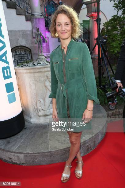 Vicky Krieps during the Bavaria Film reception during the Munich Film Festival 2017 at Kuenstlerhaus am Lenbachplatz on June 27 2017 in Munich Germany