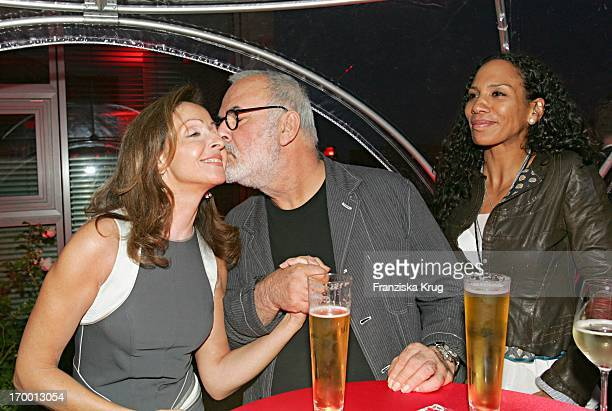 Vicky Leandros And Udo Walz and Barbara Becker When image Summer Festival  In Berlin On 280605 6333117614