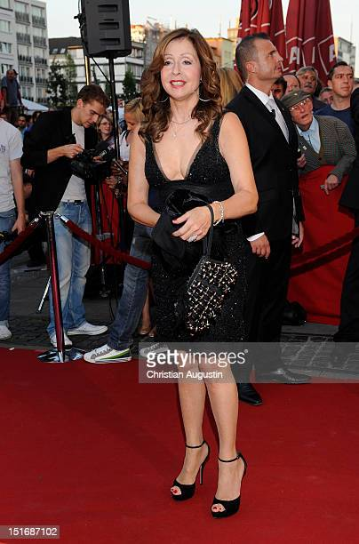 Vicky Leandros attends 'Tag der Legenden' at Schmidts Tivoli on September 9 2012 in Hamburg Germany