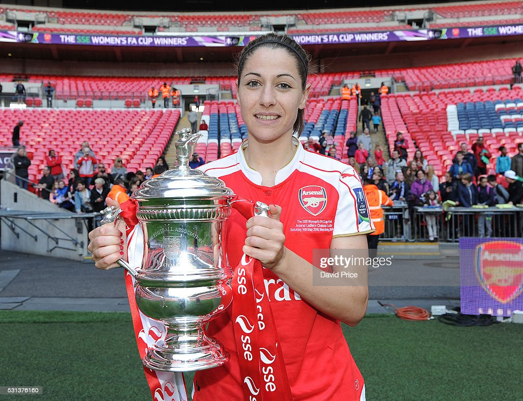 Arsenal Ladies v Chelsea Ladies - SSE Women's FA Cup Final : ニュース写真