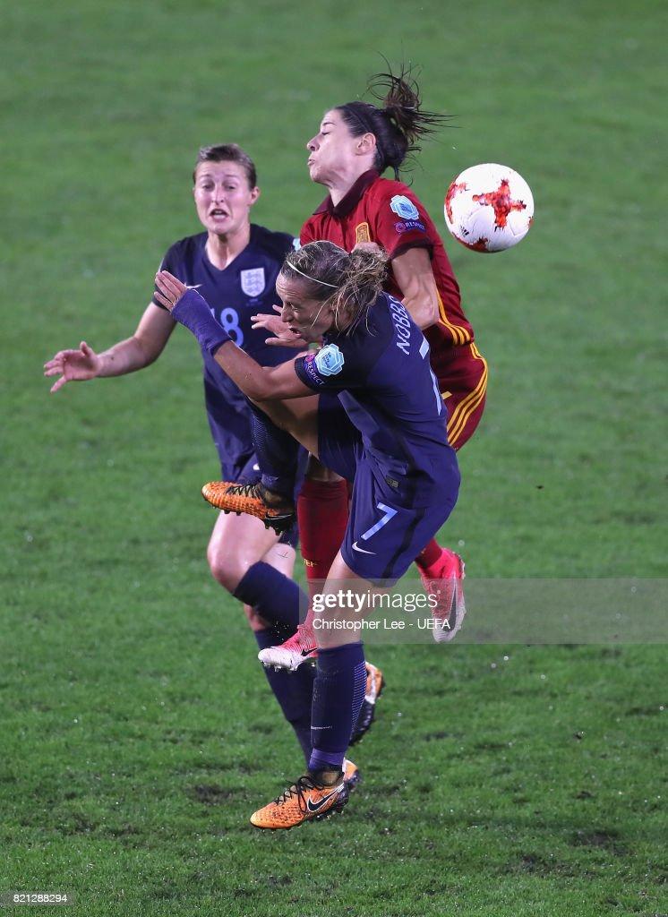 England v Spain - UEFA Women's Euro 2017: Group D