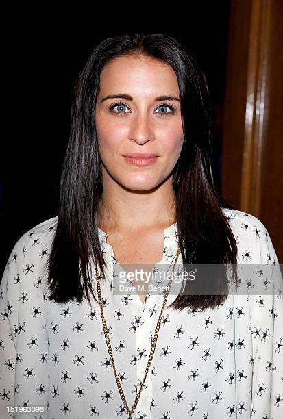 Vicky McClure attends as Dazed Confused presents RayBan's 75th Anniversary celebration with Primal Scream and Kim Gordon of Sonic Youth at the...