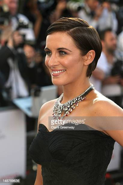 Vicky McClure attends The Arqiva British Academy Television Awards 2012 at The Royal Festival Hall on May 27 2012 in London England