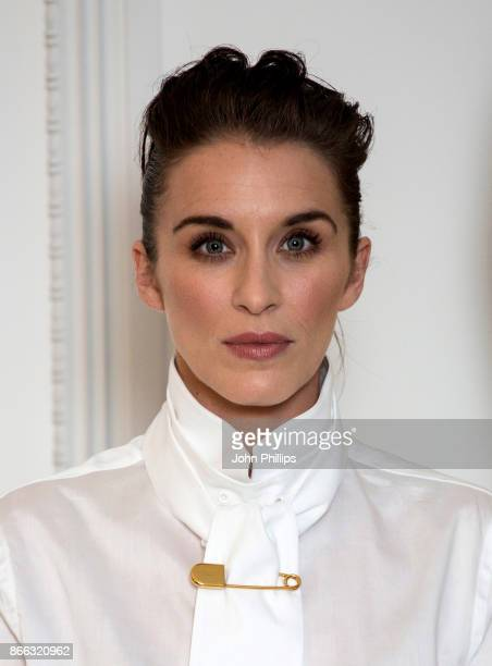 Vicky McClure attends the BAFTA Breakthrough Brits reception held at Burberry on October 25 2017 in London England