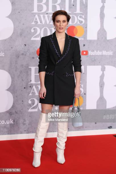 Vicky McClure attends The BRIT Awards 2019 held at The O2 Arena on February 20 2019 in London England