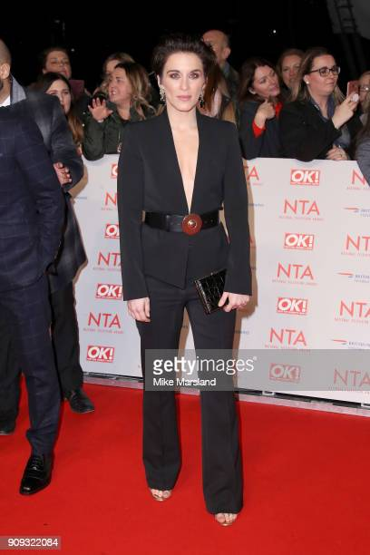 Vicky McClure attends the National Television Awards 2018 at The O2 Arena on January 23 2018 in London England