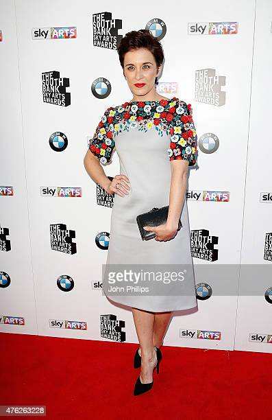 Vicky McClure attends the South Bank Sky Arts Awards at The Savoy Hotel on June 7 2015 in London England