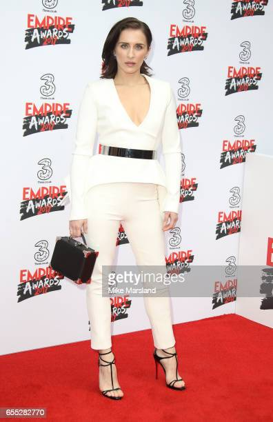 Vicky McClure attends the THREE Empire awards at The Roundhouse on March 19 2017 in London England