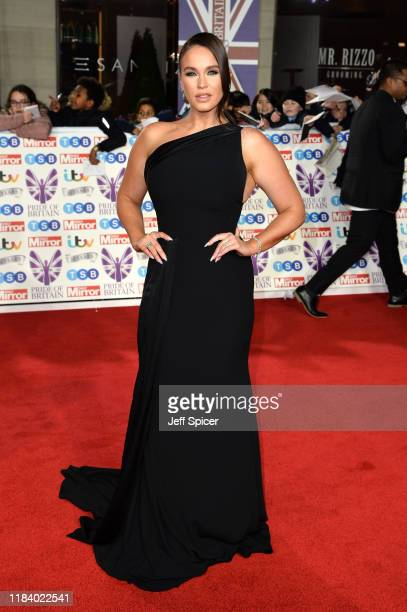 Vicky Pattison attends Pride Of Britain Awards 2019 at The Grosvenor House Hotel on October 28 2019 in London England