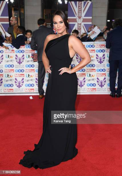 Vicky Pattison attends the Pride Of Britain Awards 2019 at The Grosvenor House Hotel on October 28 2019 in London England