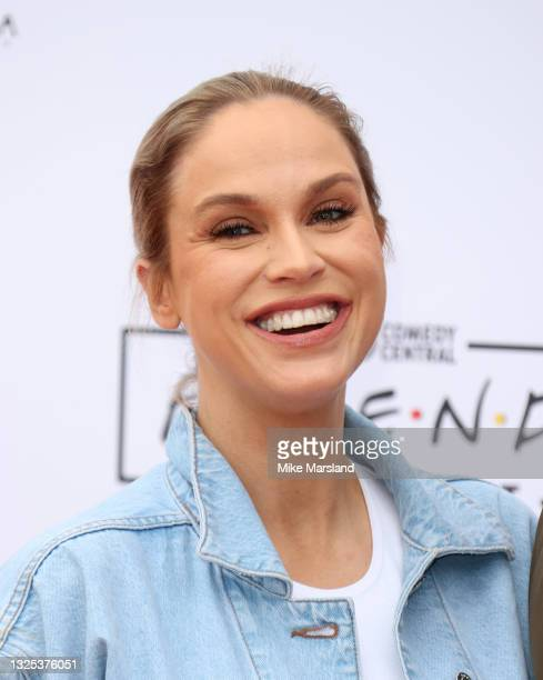 Vicky Pattison during Comedy Central's FriendsFest: London Photocall at Clapham Common on June 24, 2021 in London, England.