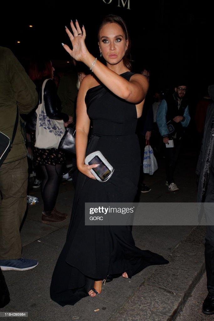London Celebrity Sightings -  October 28, 2019 : News Photo