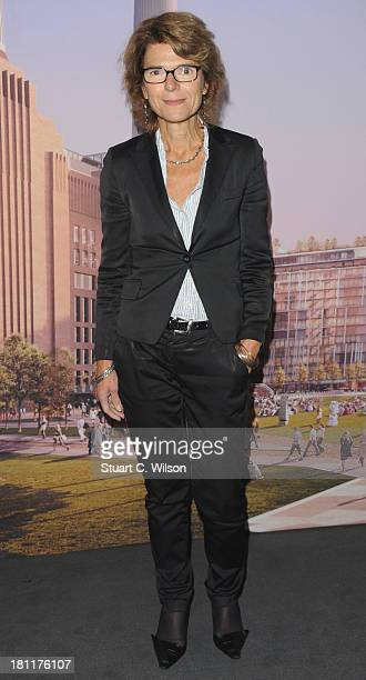 Vicky Price attends as the Evening Standard host a party for The 1000 London's Most Influential People at Battersea Power station on September 19...