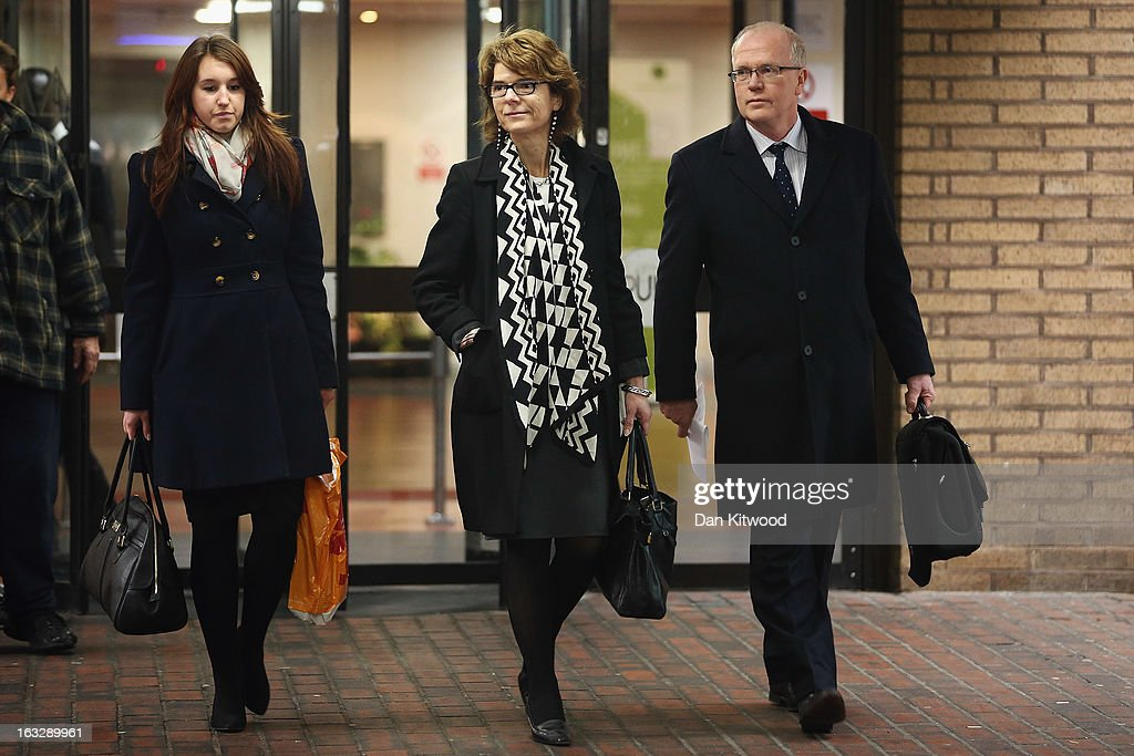 The Jury Considers Its Verdict In The Retrial Of Vicky Pryce