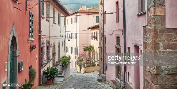 Vicopisano, ancient hamlet in Tuscany