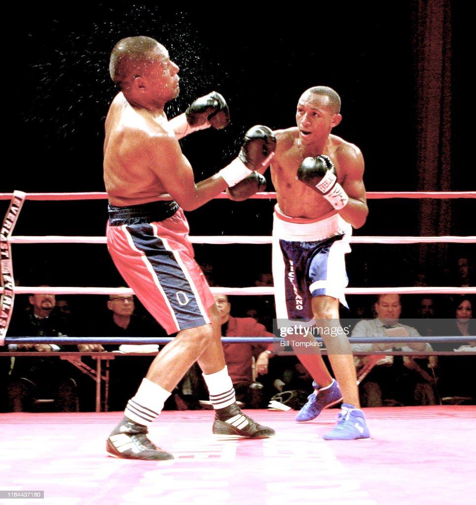Bill Tompkins Boxing Archive : News Photo