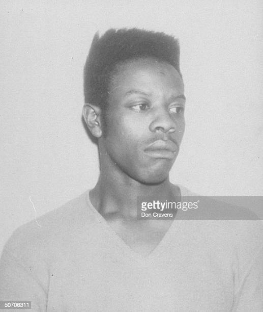 Victim of lynching Mack Charles Parker