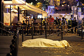 Many Dead After Multiple Shootings In Paris