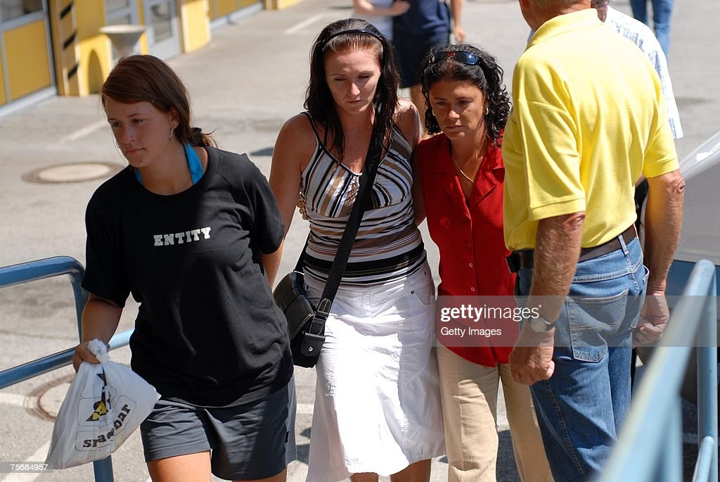 Victims Of Heatwave In Italy Arrive In Innsbruck : News Photo