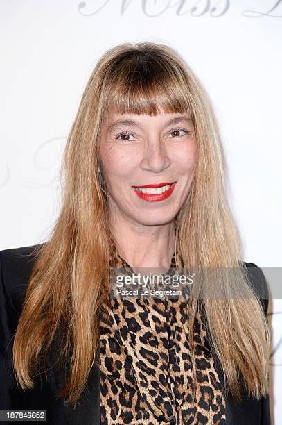 Victoire de Castellane attends a photocall for 'Esprit Dior Miss Dior' exhibtion opening at Grand Palais on November 12 2013 in Paris France