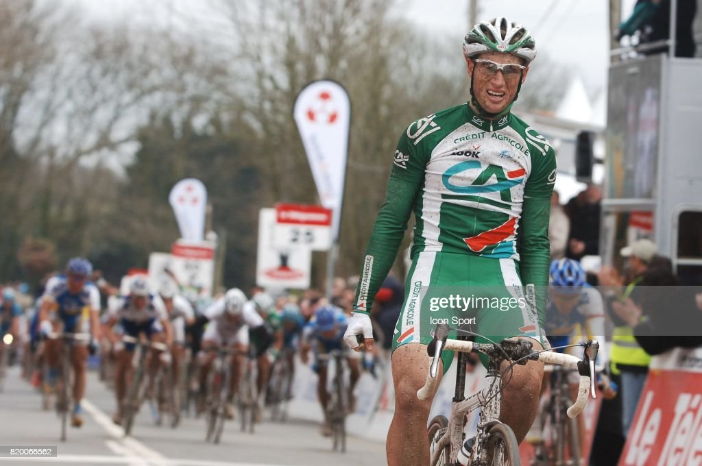 Victoire De Mark Renshaw - Credit Agricole : News Photo