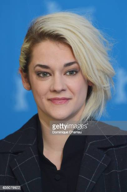 Victoire du Bois attends the 'Call Me by Your Name' photo call during the 67th Berlinale International Film Festival Berlin at Grand Hyatt Hotel on...