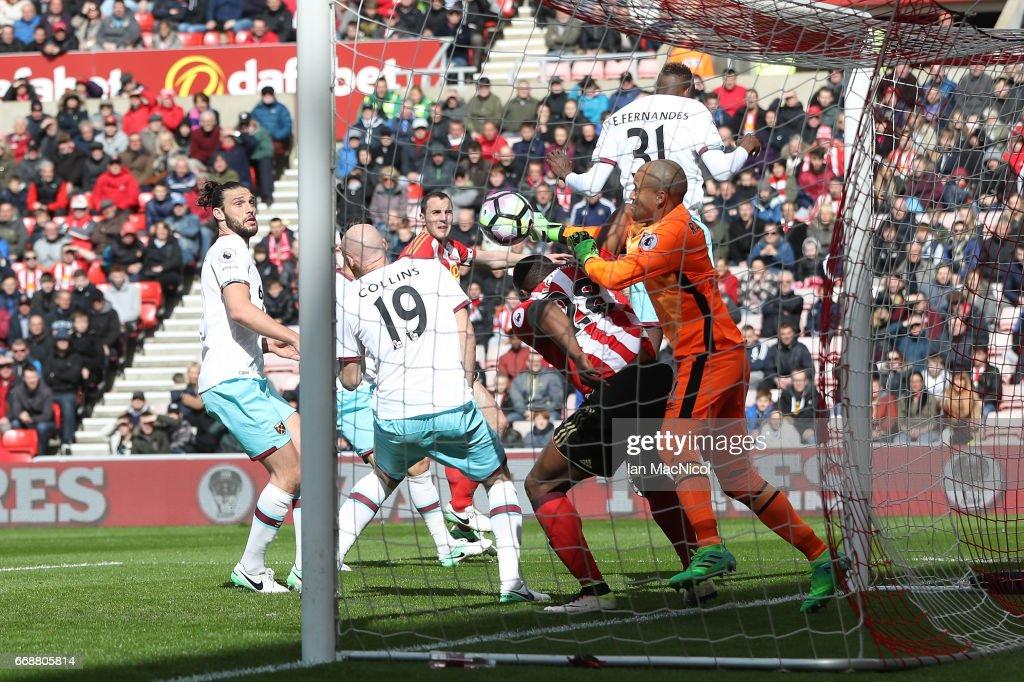 Sunderland v West Ham United - Premier League : News Photo
