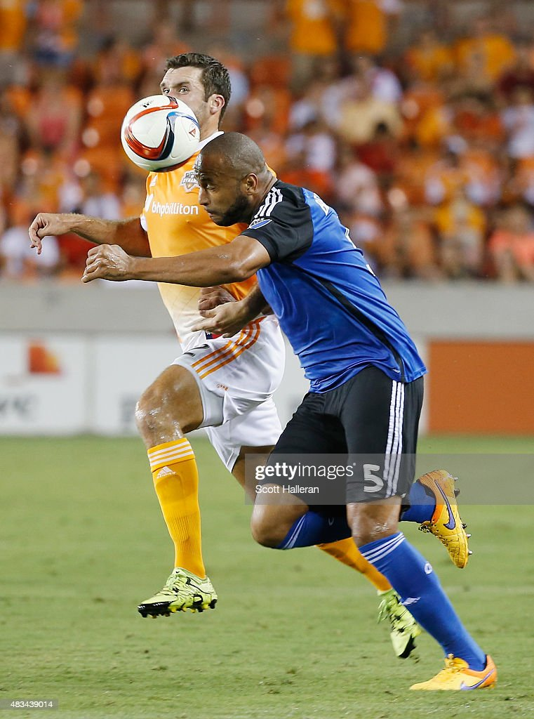 San Jose Earthquakes v Houston Dynamo