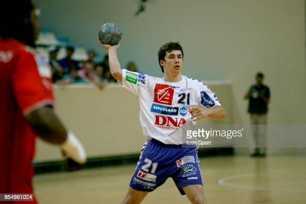 Victor BOILLAUD Paris Handball / Selestat 26e Journee de division 1 Stade Pierre de Coubertin