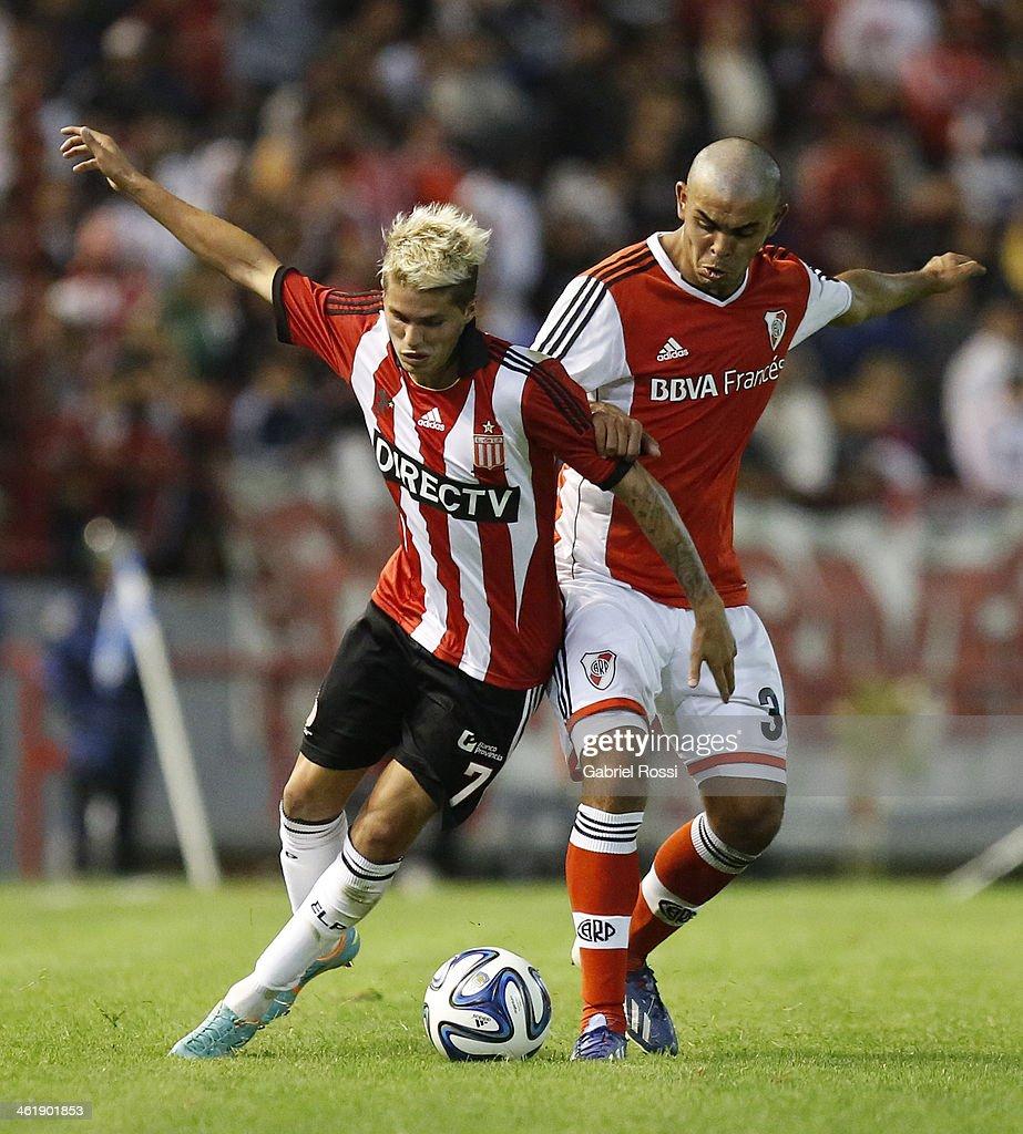 River Plate v Estudiantes - Friendly Match