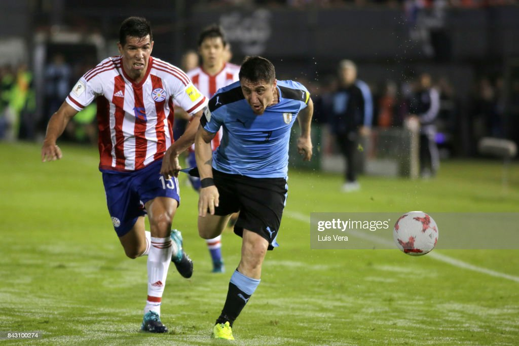 Paraguay v Uruguay - FIFA 2018 World Cup Qualifiers