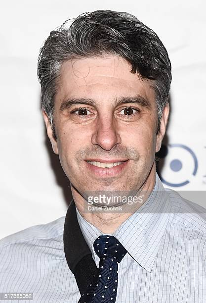 Victor Calise attends the 2016 Broadway Supports The NMA at Sardi's on March 24 2016 in New York City
