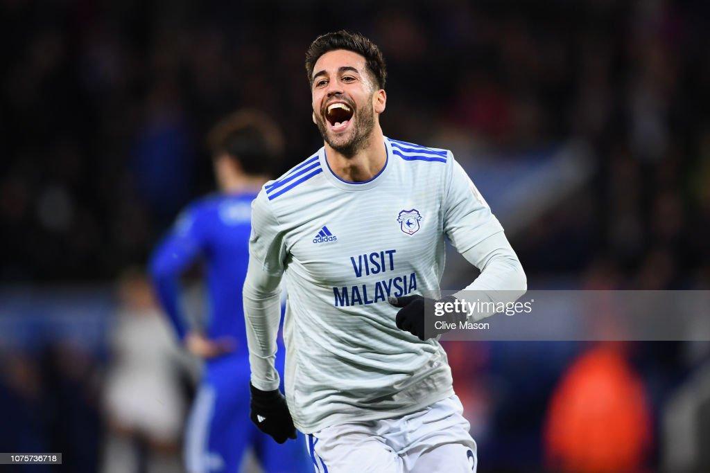 Leicester City v Cardiff City - Premier League : News Photo