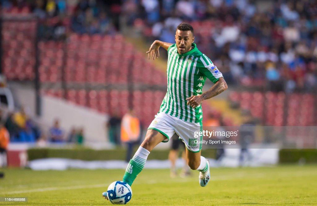 Queretaro FC v Real Betis - Pre-Season Friendly : News Photo