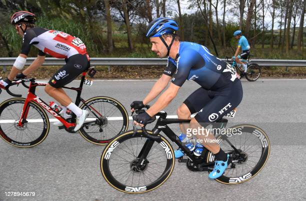 Victor Campenaerts of Belgium and NTT Pro Cycling Team / during the 103rd Giro d'Italia 2020, Stage 5 a 225km stage from Mileto to Camigliatello...