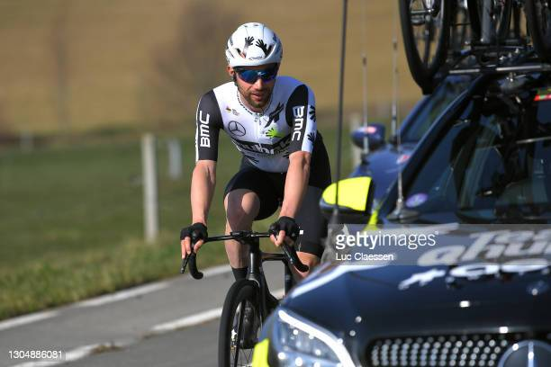 Victor Campenaerts of Belgium and Team Qhubeka Assos during the 53rd Grand Prix Le Samyn 2021, Men's Elite a 205,4km race from Quaregnon to Dour /...