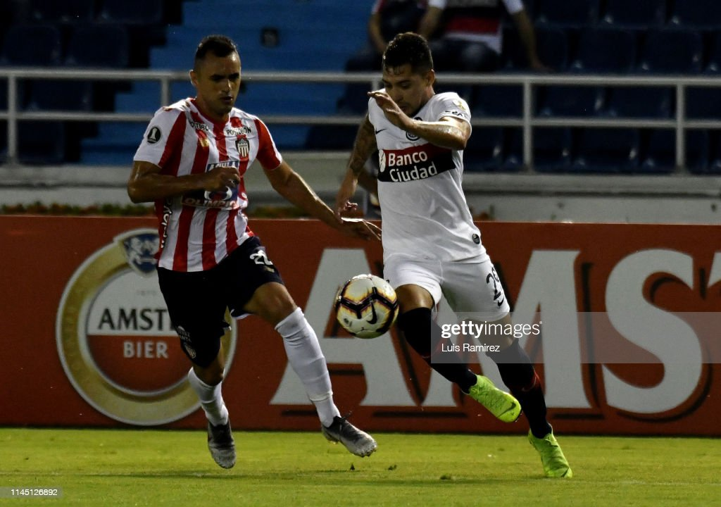 COL: Atletico Junior v San Lorenzo - Copa CONMEBOL Libertadores 2019