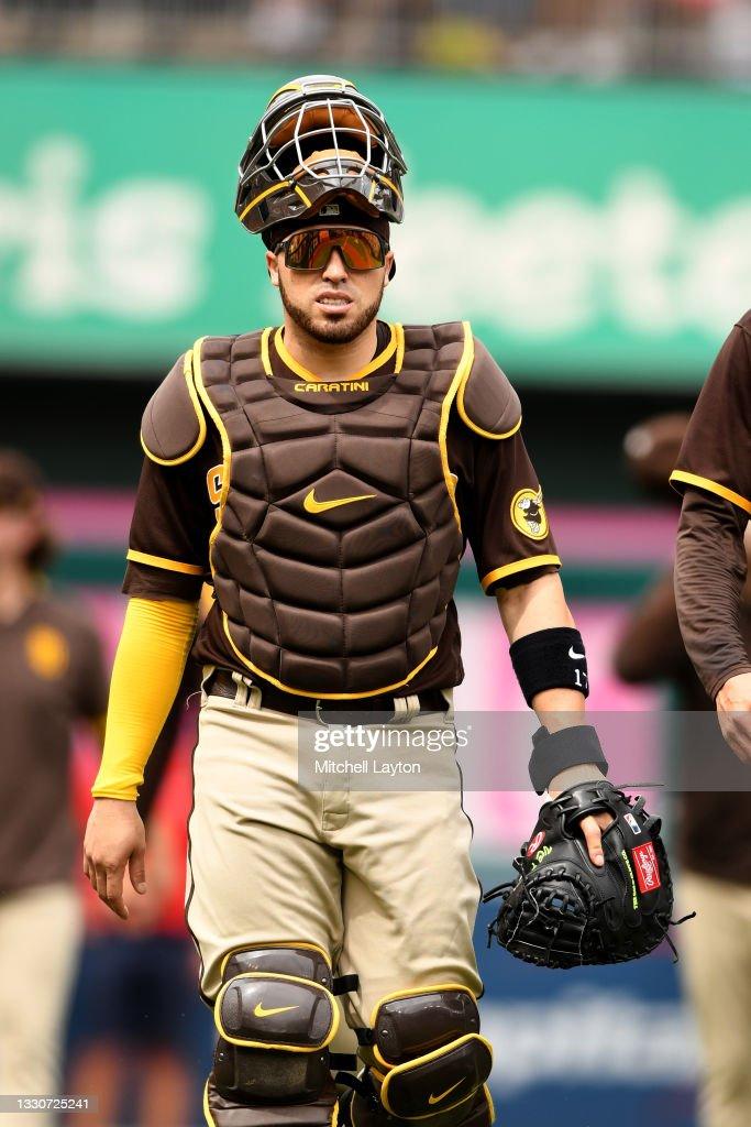 San Diego Padres v Washington Nationals : News Photo