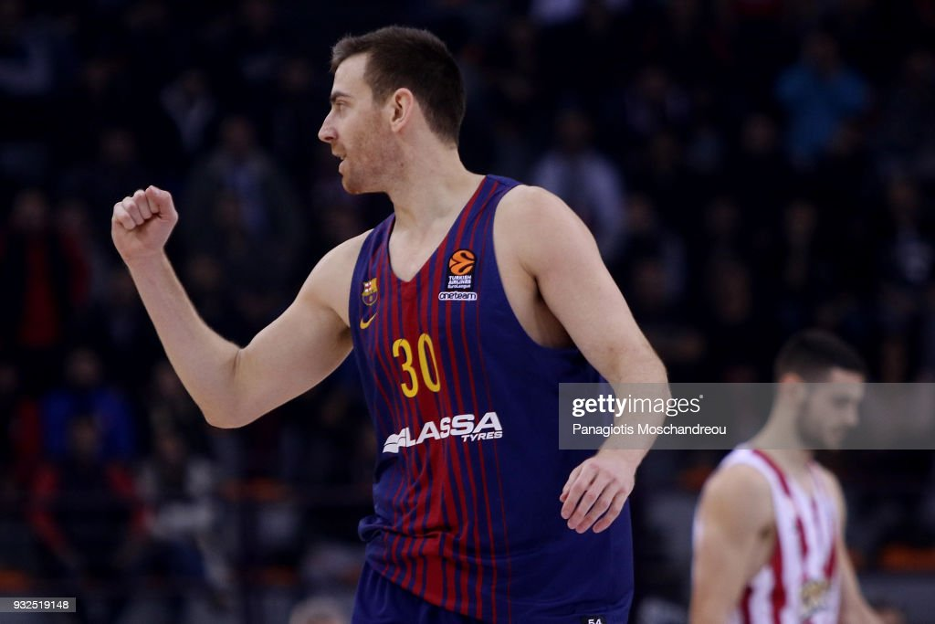 Olympiacos Piraeus v FC Barcelona Lassa - Turkish Airlines EuroLeague