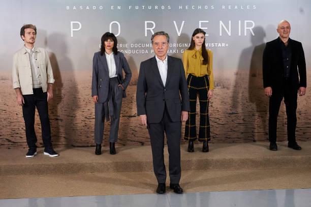 """ESP: """"Porvenir"""" Movistar Photocall"""