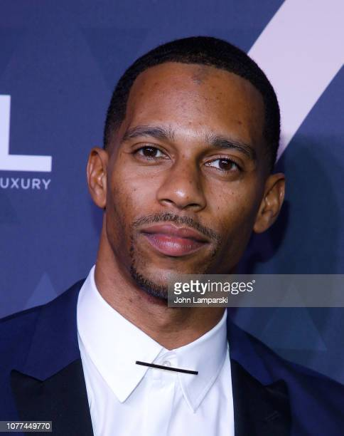 Victor Cruz attends 2018 FN Achievement Awards at IAC Headquarters on December 04, 2018 in New York City.