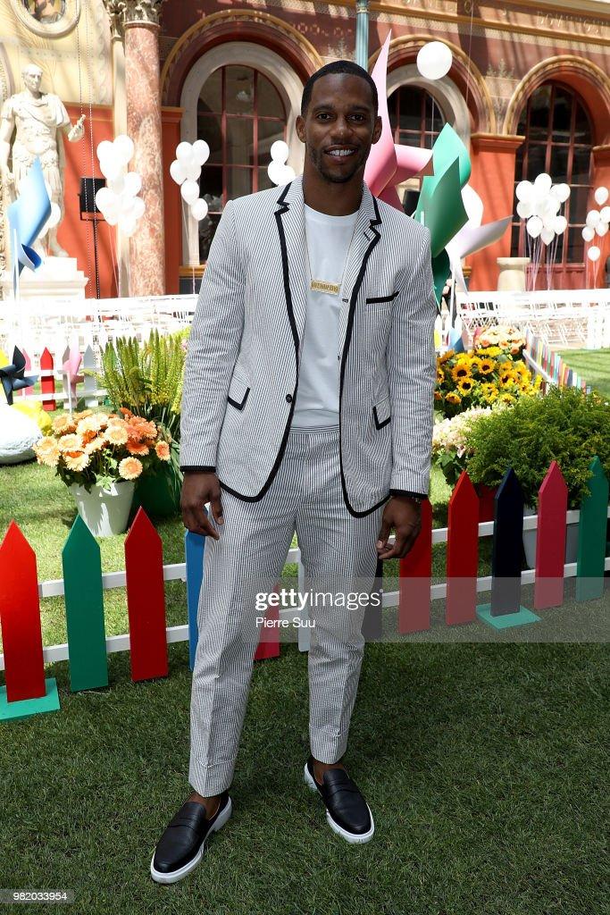 Thom Browne: Front Row - Paris Fashion Week - Menswear Spring/Summer 2019