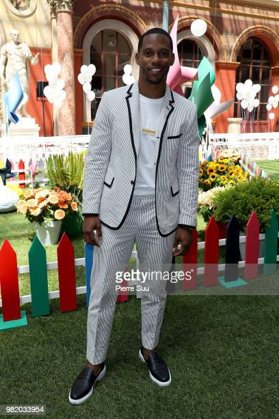 general view of the Thom Browne Menswear Spring/Summer 2019 show as part of Paris Fashion Week on June 23 2018 in Paris France