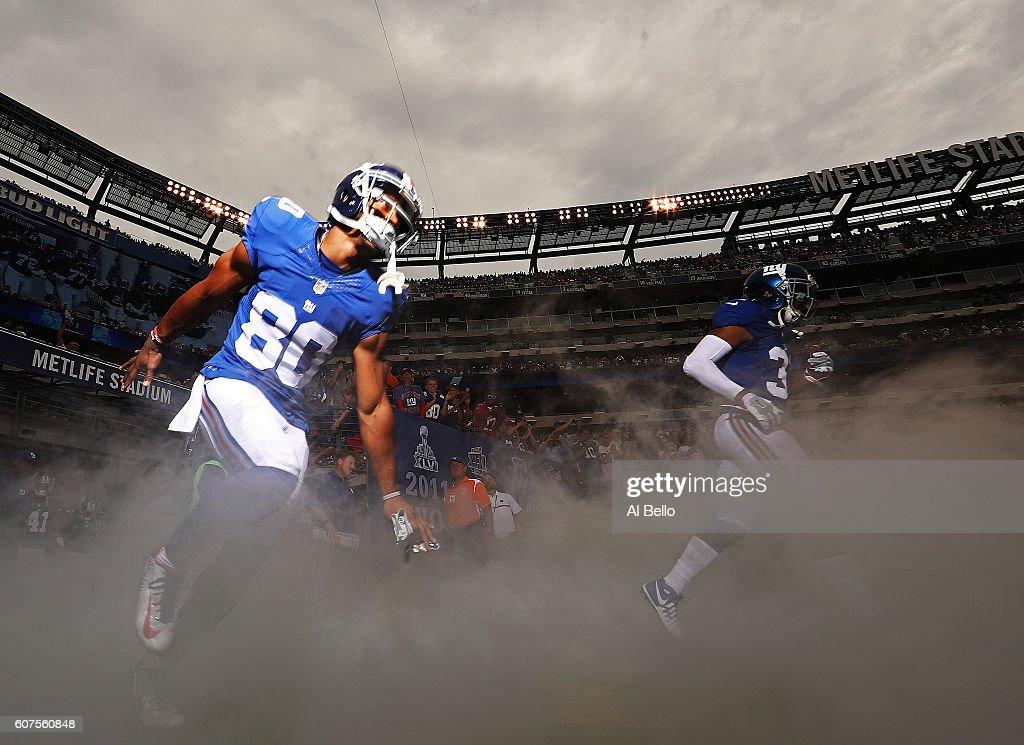 New Orleans Saints v New York Giants : ニュース写真