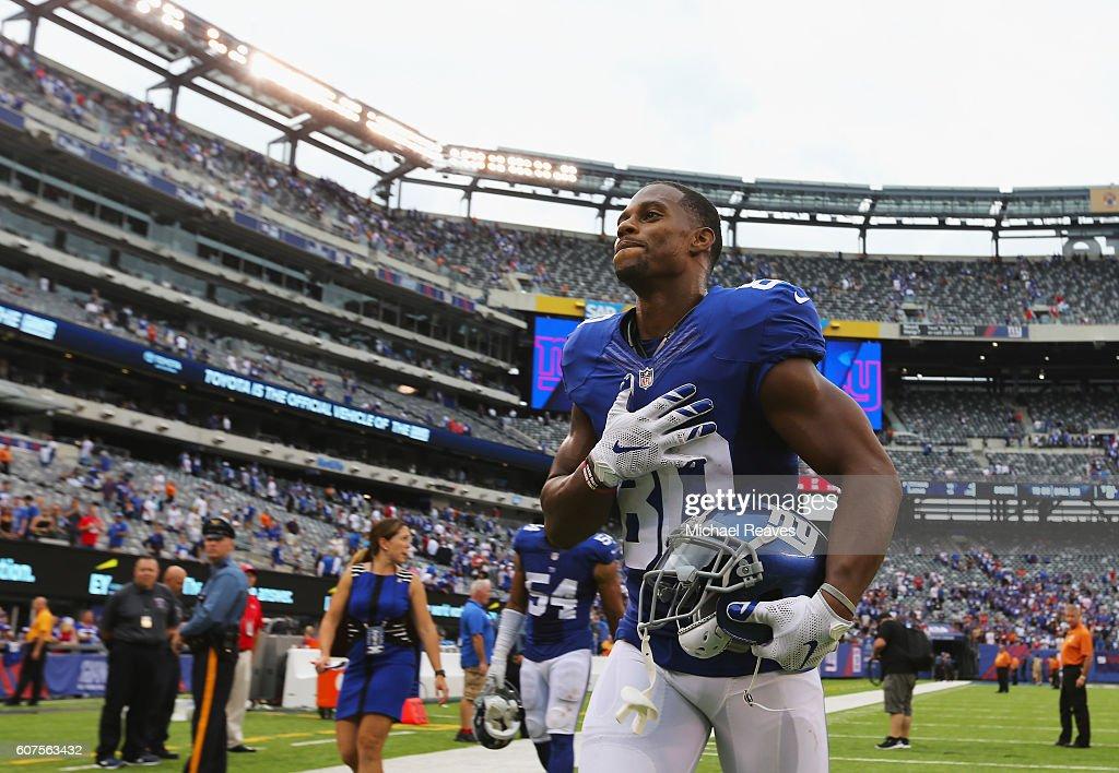 New Orleans Saints v New York Giants : News Photo