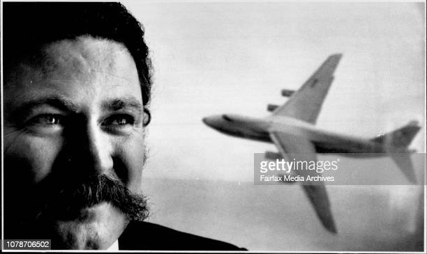 Victor D'Jamirze trying to lease a Russian Antonov IH 124 November 2 1989