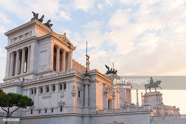 Victor Emmanuel II Monument, Rome, Italy