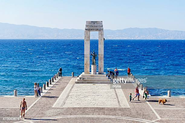 vittorio emanuele iii - reggio calabria stock pictures, royalty-free photos & images